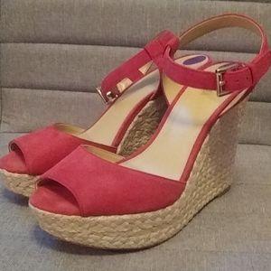 New Michael Kors platform sandals